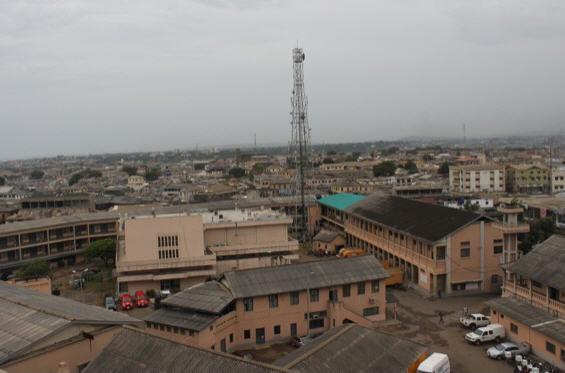 Ministerien in Accra