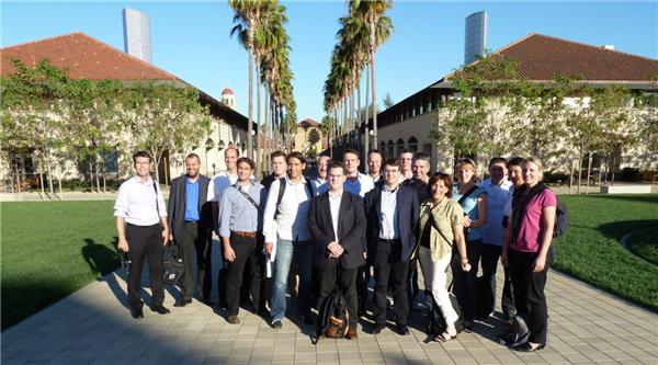 Der erste Stanford MBA