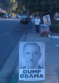 Dump Obama Stanford
