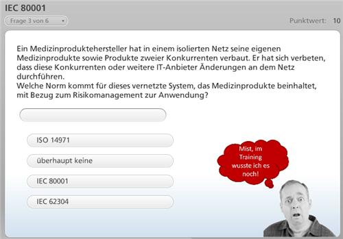 IEC 80001 Quiz