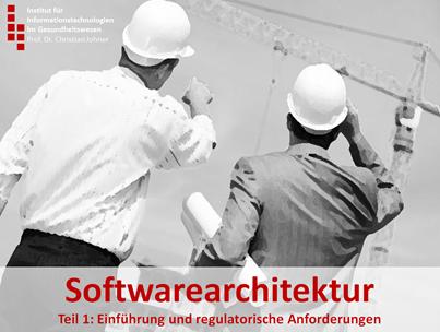 Softwarearchitektur: Einführung