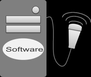 Medizinprodukte-PC: Hardware einschließlich Anwendungsteil und Software