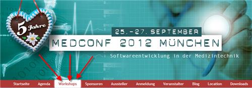 MedConf 2012 Workshop