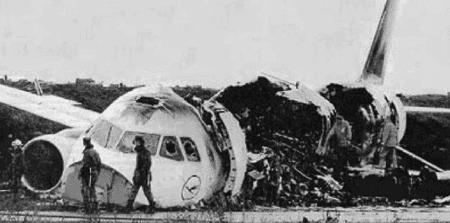 Risikoanalyse des Airbus