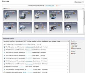 Netzwerk Monitoring und IEC 80001