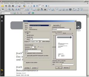 DICOM Printer VISUS