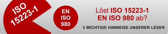 ISO 15223-1 und EN ISO 980
