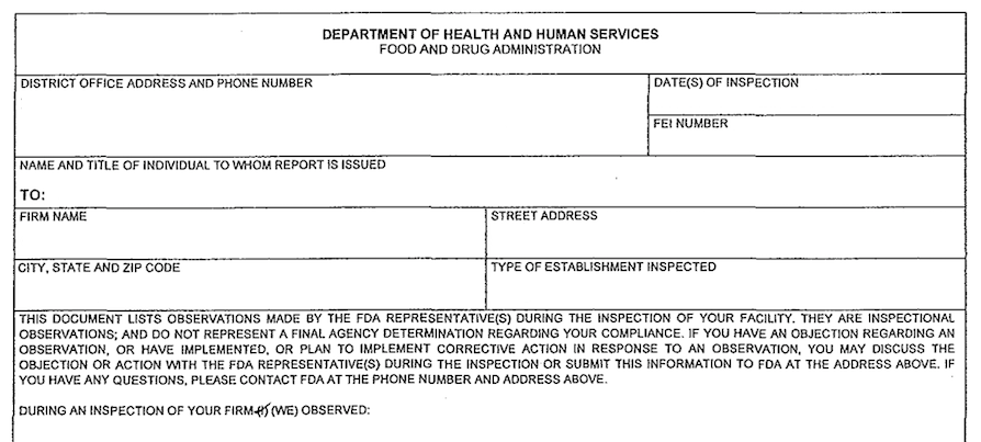 FDA-Form-483-oben