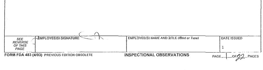 FDA-Form-483-unten
