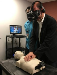 Simulation mit VR-Prototyp und 3D Mockup