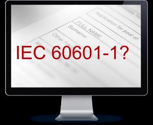 IEC-60601-1 und Medizinprodukte-PCs