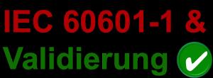 IEC-60601-1 und Validierung