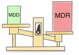 Unterschied zwischen MDR und MDD