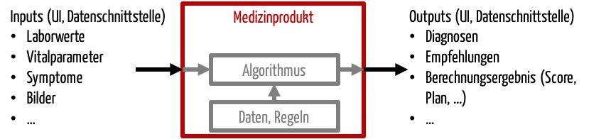 Software unterscheidet sich von anderen Medizinprodukten durch die Schnittstellen. Und damit auch die klinische Bewertung von Software.