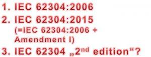 IEC 62304 2. Ausgabe (2nd edition)