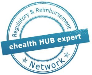 eHealth-Hub Regulatory Network Expert Logo