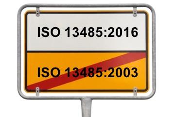 ISO 13485:2016: Was neu ist im Vergleich zur ISO 13485:2003