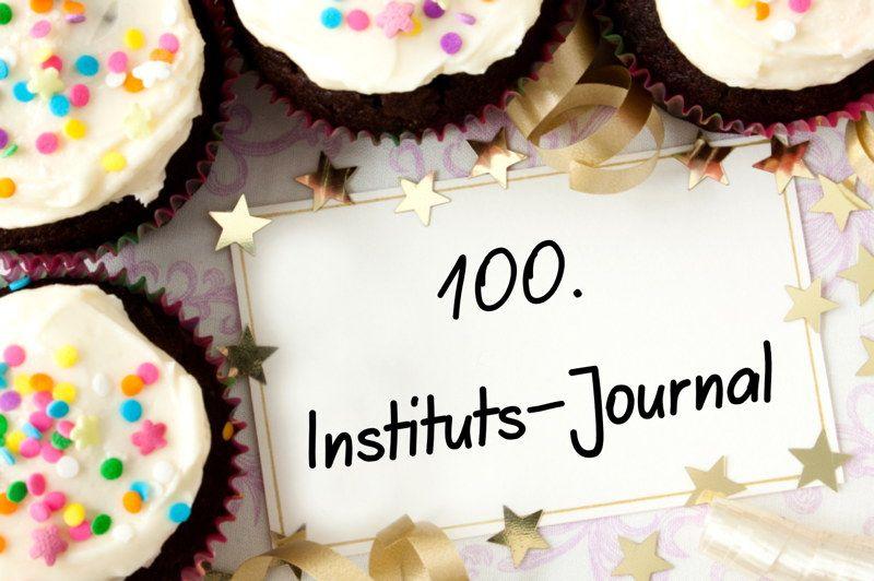 Johner Institut: das 100- Instituts-Journal