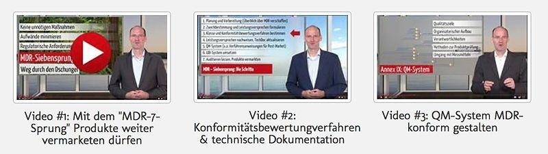 Videos zur MDR