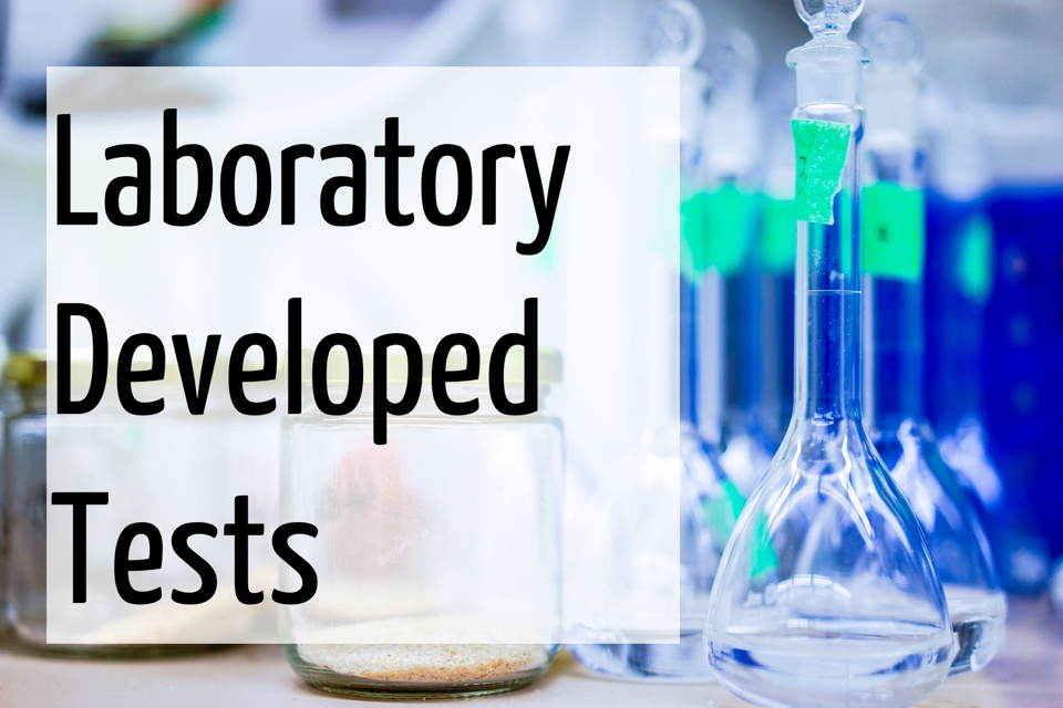 Laboratory-Developed-Tests