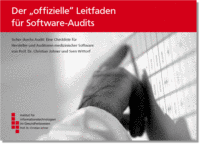 Auditleitfaden: Checkliste für Software-Audits